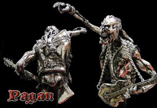 Sculptures styled and crafted by Pagan Art Tuning Studio
